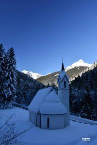 Chiesa del Pront a Canal San Bovo