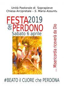 Festa del Perdono Unità Pastorale del Soprapieve