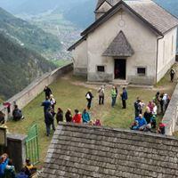Chiesetta di San Silvestro sul monte Totoga. Ph Bettega L.