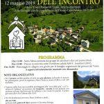 Festa Dell' Incontro 12 Maggio 2019 Passo Gobbera, Patrono San Gottardo