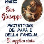 San Giuseppe protettore delle famiglie