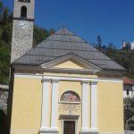 Chiesa di Canal San Bovo foto Rosella Zortea