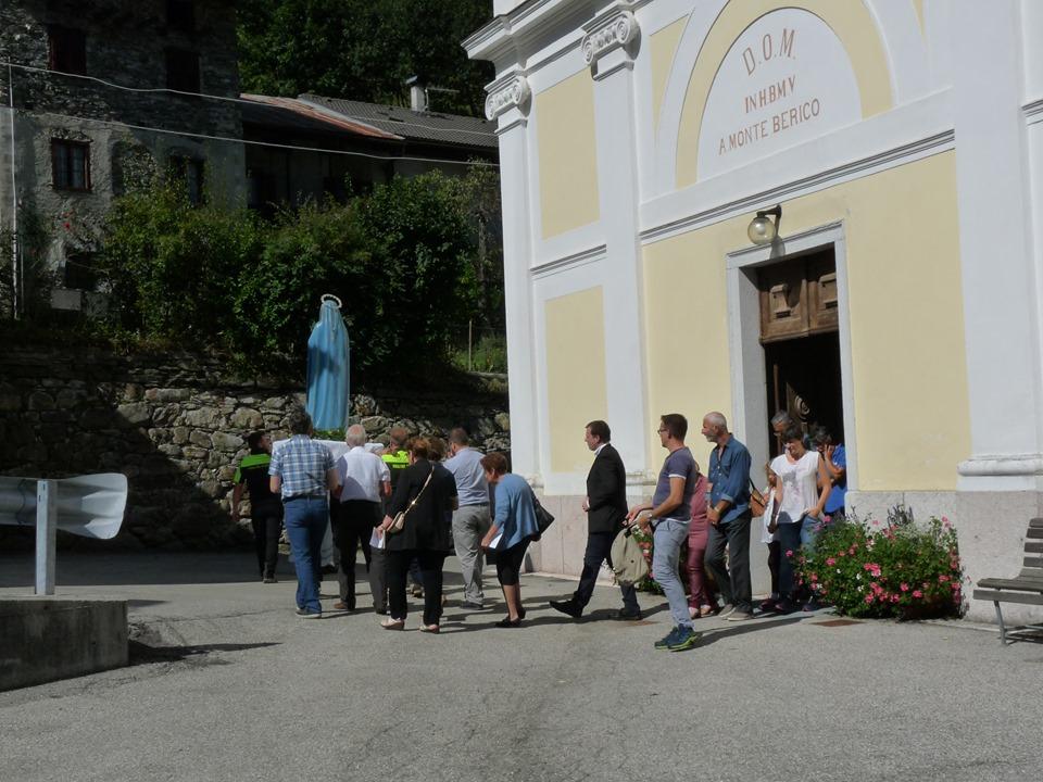 Chiesa della Natività di Maria a Ronco