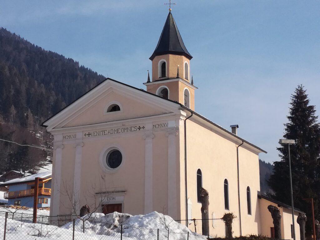 Chiesa di Zortea