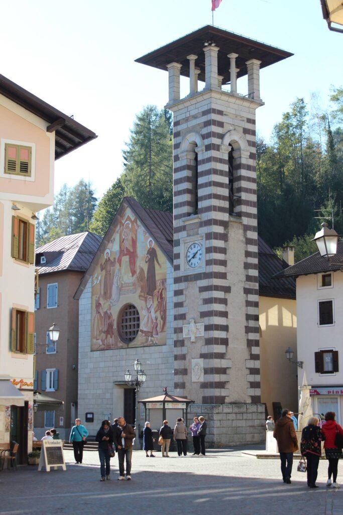 Chiesa della Madonna Dell'Aiuto a Fiera - Foto Luciana Bettega