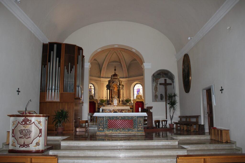 Chiesa parrocchiale di Transacqua San Marco