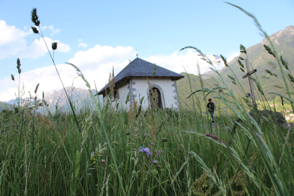 Cappella del Colaor Foto Luciana Bettega